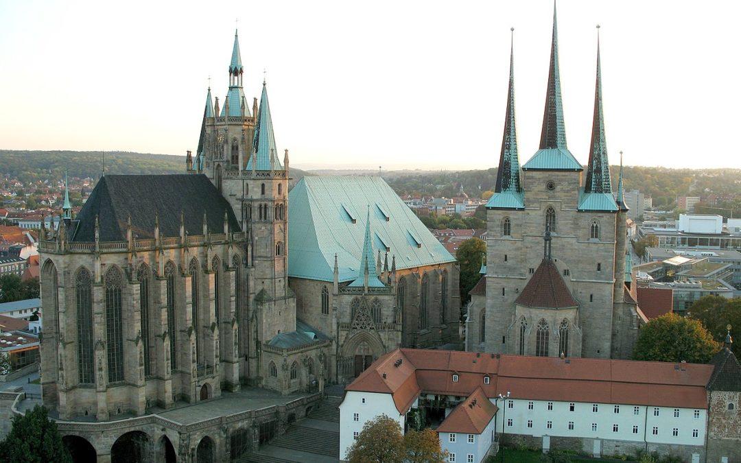 Liebeszauber in Erfurt